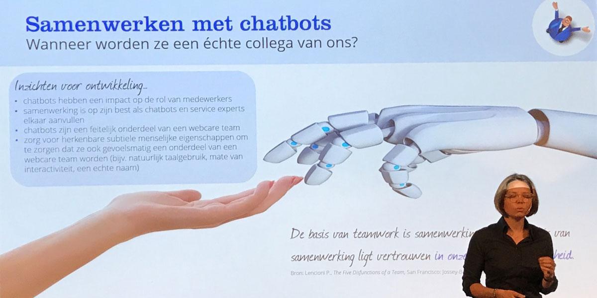 Bol.com chatbots en samenwerking